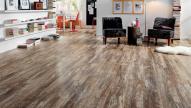 Laminate Flooring P Gran Via 4V Painted Wood