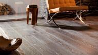 Engineered wood flooring  Oak Espresso
