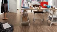 Laminate Flooring  Walnut Classic Favorit