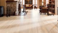Engineered wood flooring  Nordic Ash Pearl White