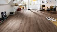 Laminate flooring  Smoked Oak Terreno White