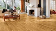 Engineered wood flooring  Oak